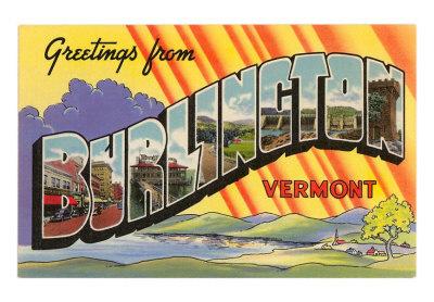 Burlington Vermont Real Estate