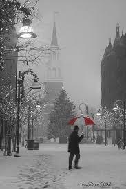 Burlington Vermont Snow