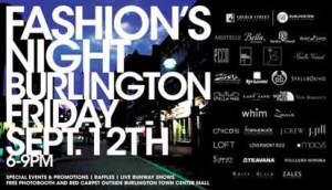 Fashion's Night Burlington